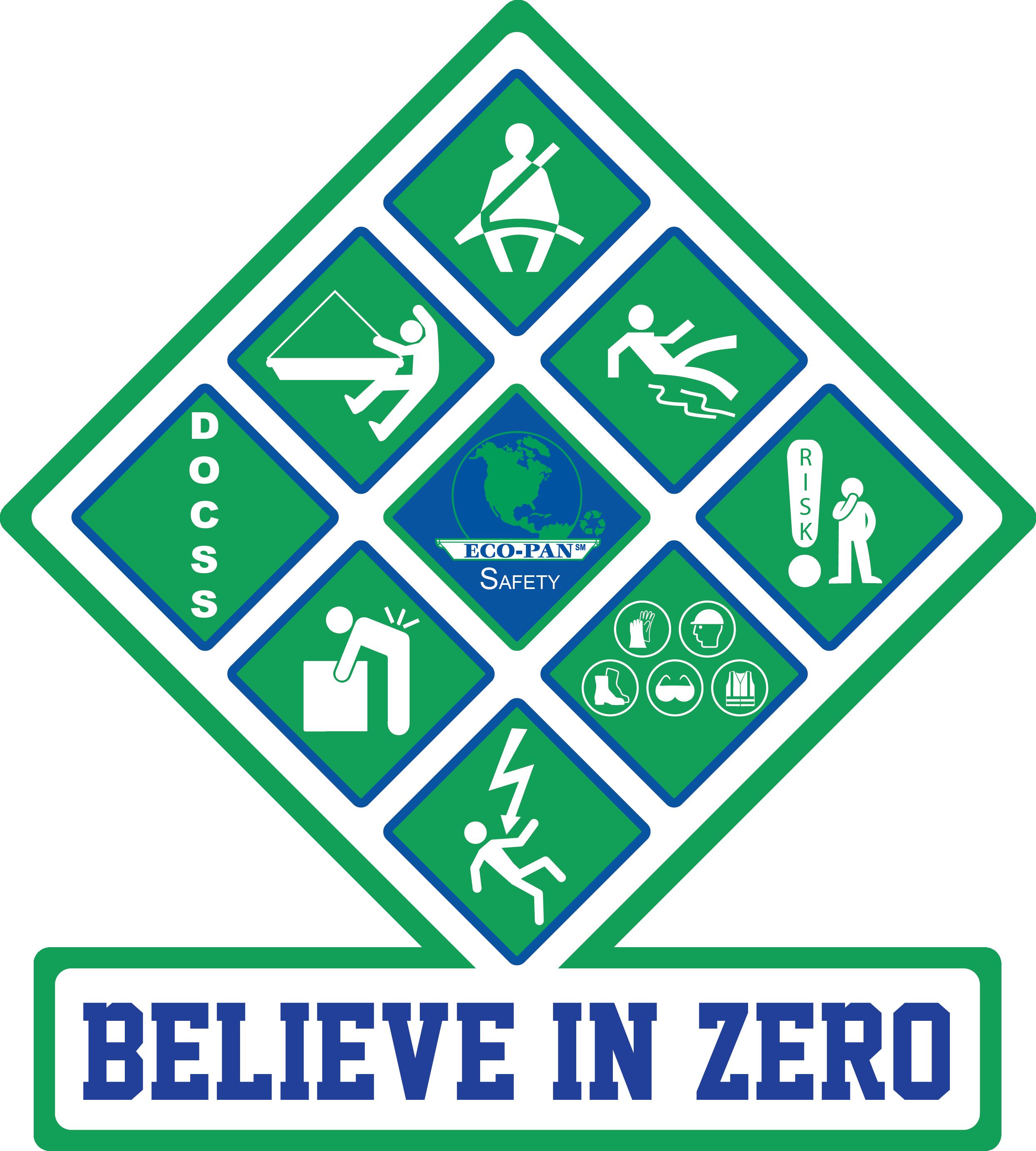 Eco-Pan Believe In Zero