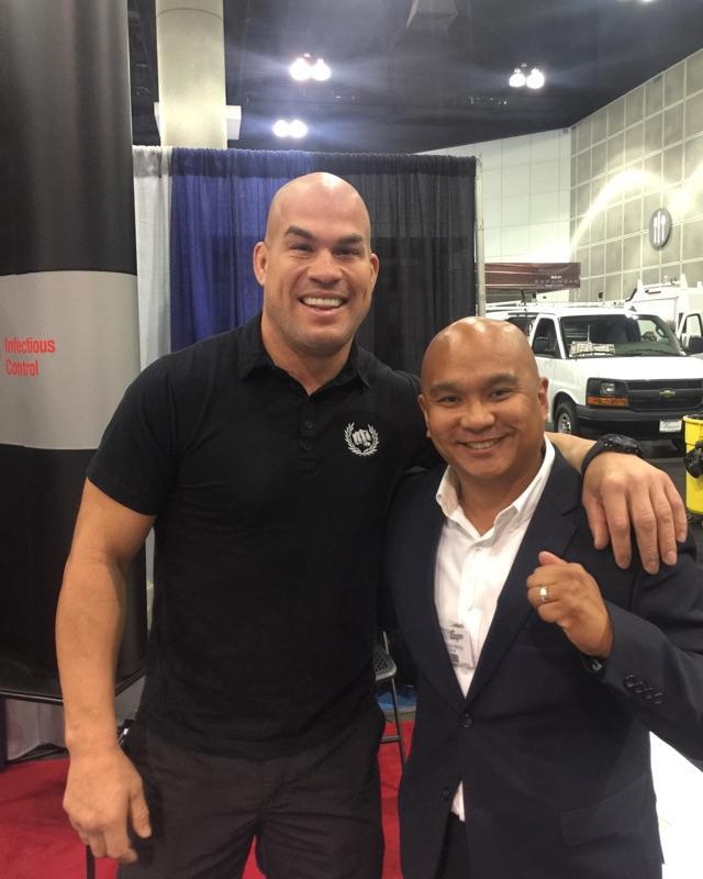 Tito Ortiz & Eddie Delos Reyes