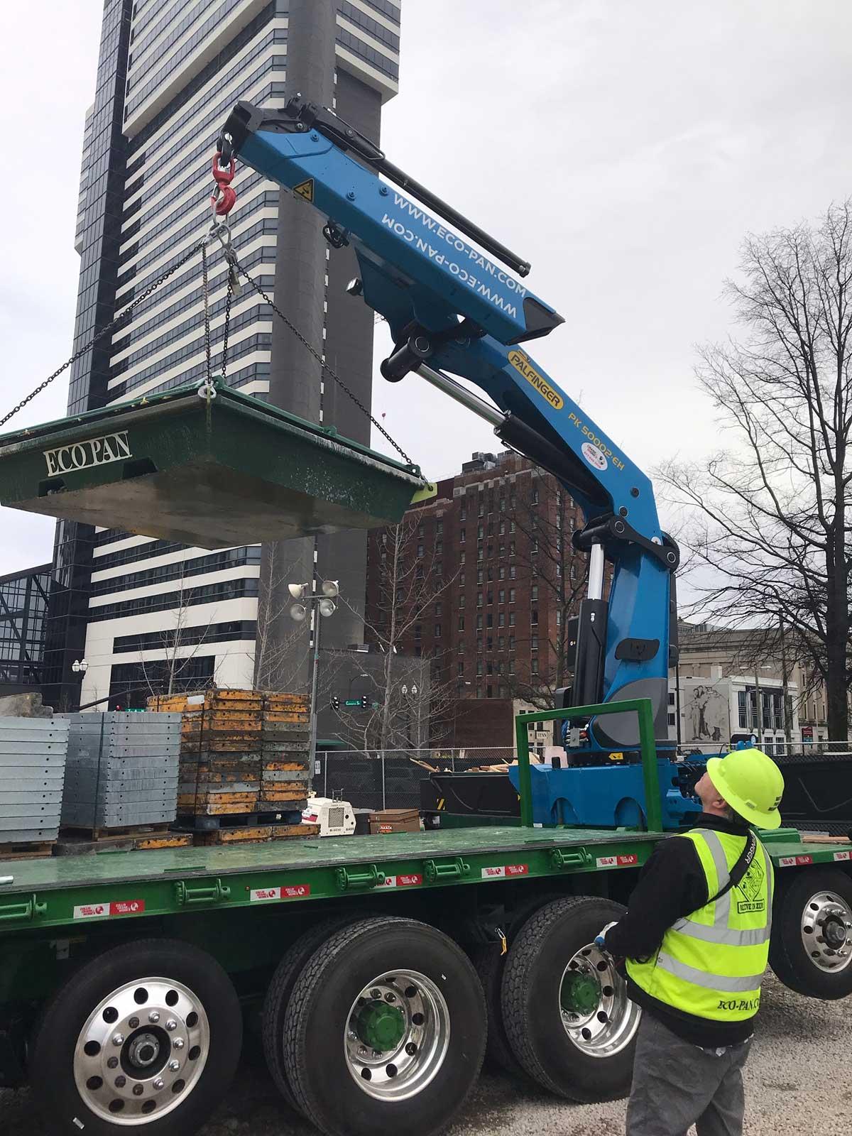 Nashville Concrete Recycling
